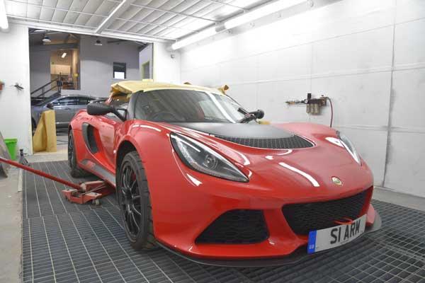 Beaconsfield Workshop - Jaguar, Lotus, Rolls-Royce & Bentley Restoration Specialists