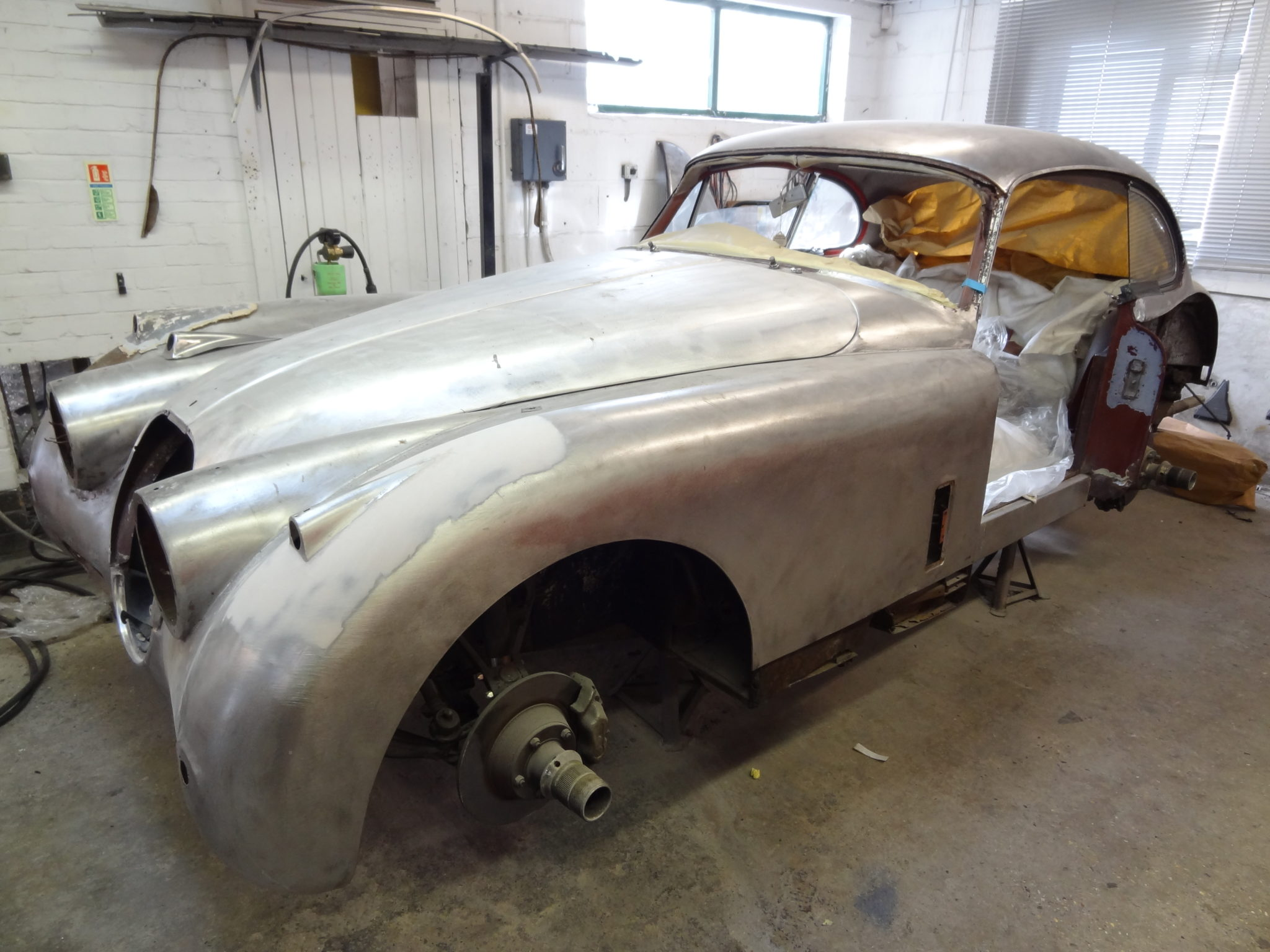 Beaconsfield Workshop - Rolls-Royce Restoration Specialists. Rolls-Royce restored for the Emir of Kano