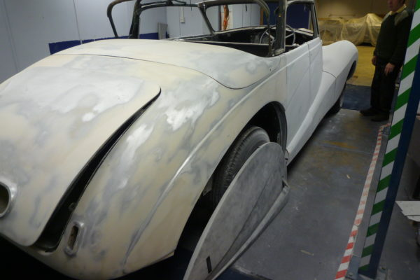 Beaconsfield Workshop - Rolls-Royce Service & Restoration Specialists