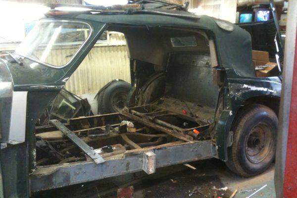 Beaconsfield Workshop - Rolls-Royce Service & Restoration Specialists